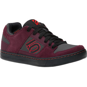 Five Ten Freerider - Chaussures - gris/rouge